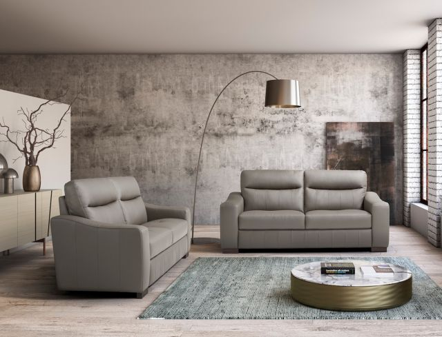 Sicily - SOFA SETS 2 Seater Maxi sofa & 2 Seat Sofa - Roma 1018 Mud