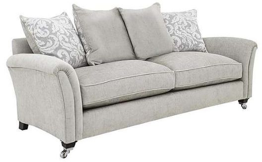 Parker Knoll Devonshire - 2 Seater Sofa - Pillow Back Fabric Options - Grade A
