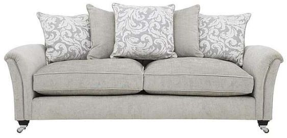 Parker Knoll Devonshire - Large 2 Seater Sofa - Pillow Back Fabric Options - Grade A