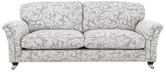 Parker Knoll Devonshire - Grand Sofa - Formal Back ( Grand @ Large 2 Seater Price) Fabric Options -