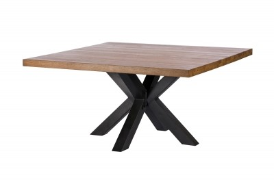 Greatford Dining 150cm C-Leg Square Dining Table