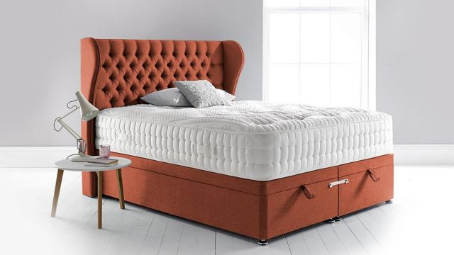 Zero Gravity 3000 150cm Endlift Ottoman Divan Set