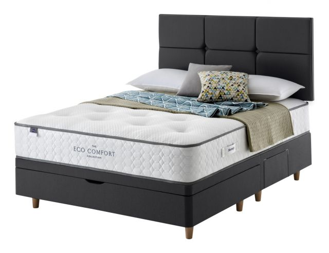 Gemini 1200 90cm 2 Drawer Divan Set