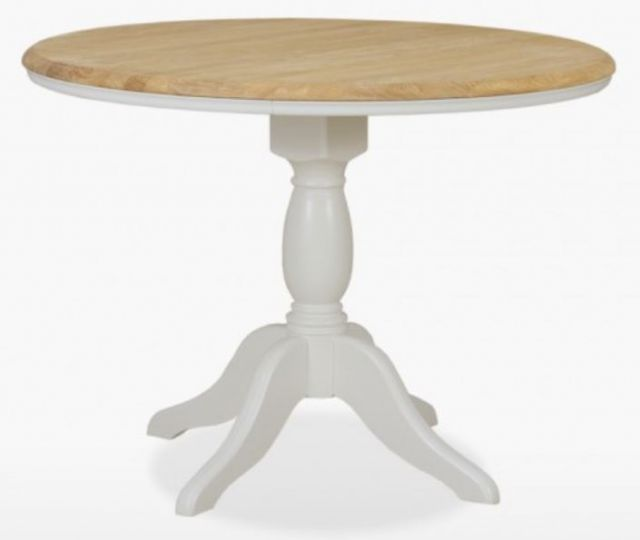 Cromwell Round Fixed Top Table