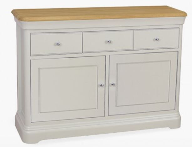Cromwell Small 2 Door 3 Drawer Sideboard