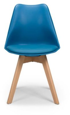 Blue Virage Chair Collection