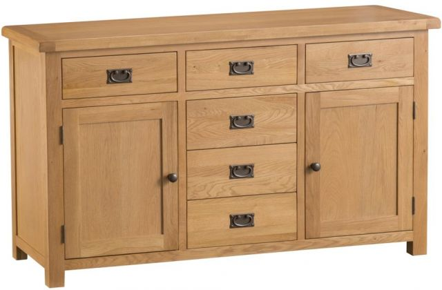 Oakridge Dining 2 Door 6 Drawer Sibeboard