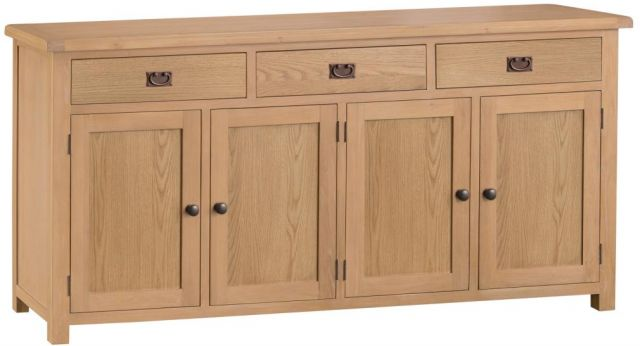 Oakridge Dining 4 Door Sideboard