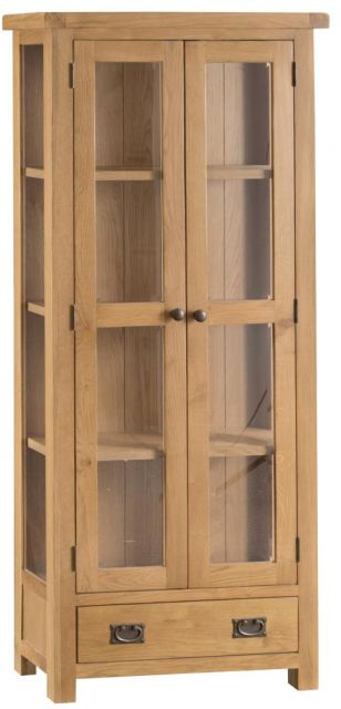 Oakridge Dining Display Cabinet