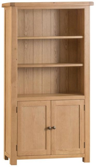 Oakridge Dining Large Bookcase