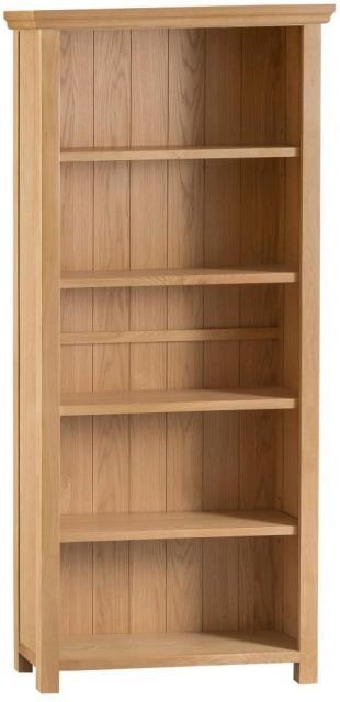 Milan Large Wide Bookcase