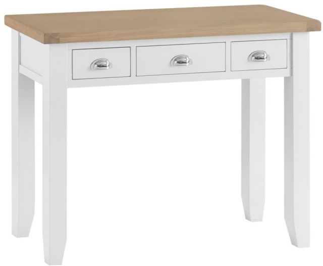 Padstow Dressing Table WHITE