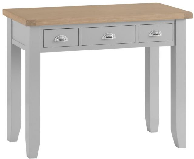 Padstow Dressing Table GREY
