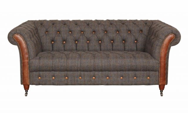 Heritage Collection Chester 2 Seater Sofa - Fast Track Delivery
