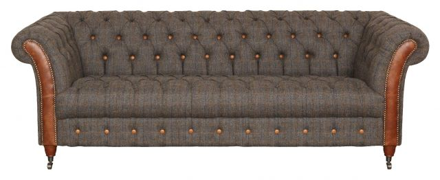 Heritage Collection Chester 3 Seater Sofa - Fast Track Delivery