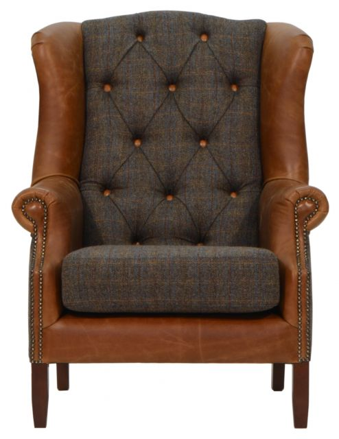 Heritage Collection Wing Armchair - Fast Track Delivery