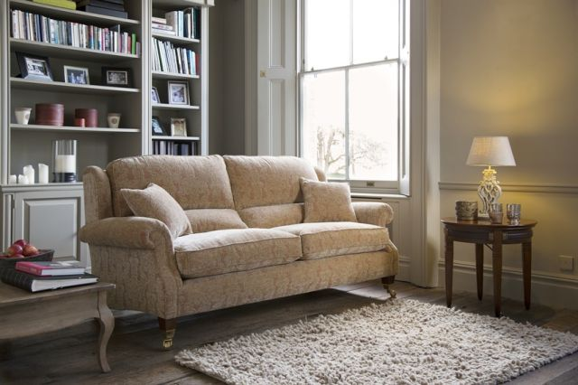 Parker Knoll - Henley Large 2 Seater Sofa B Fabric