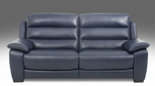 Chicago Collection 2.5 Fixed Seater Sofa Split Leather