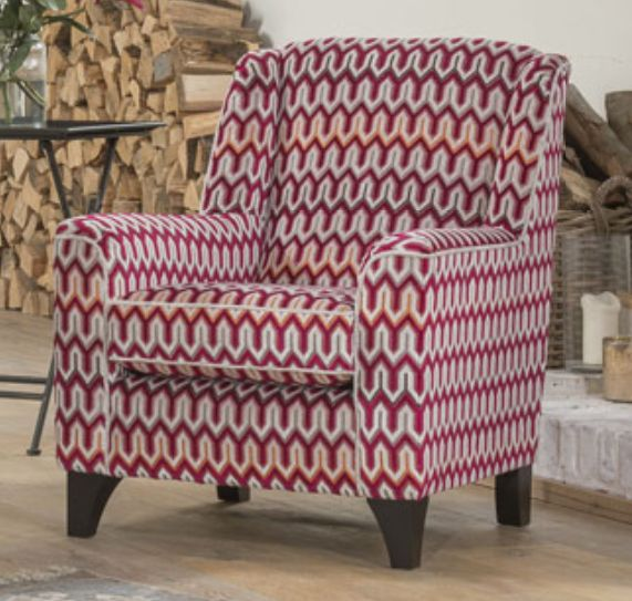 Harley Collection Lloyd Chair  C Grade Fabric