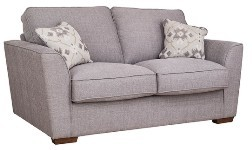 Barcelona Collection 2 Seater Settee  Pillow Back A Range Fabric