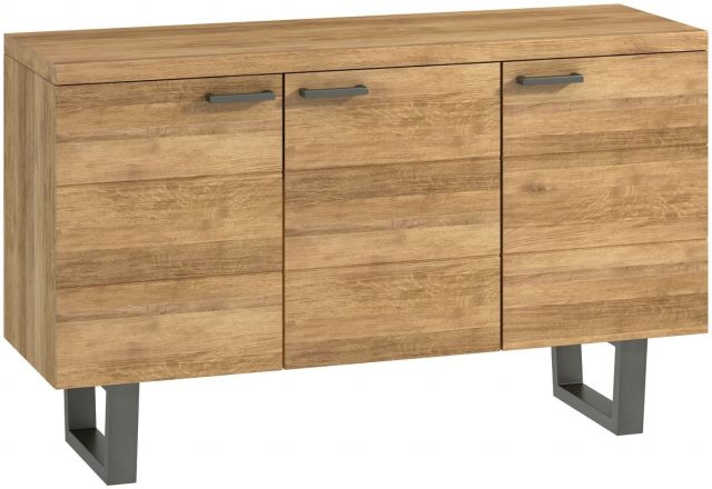 Studio Collection Large Sideboard - Oak