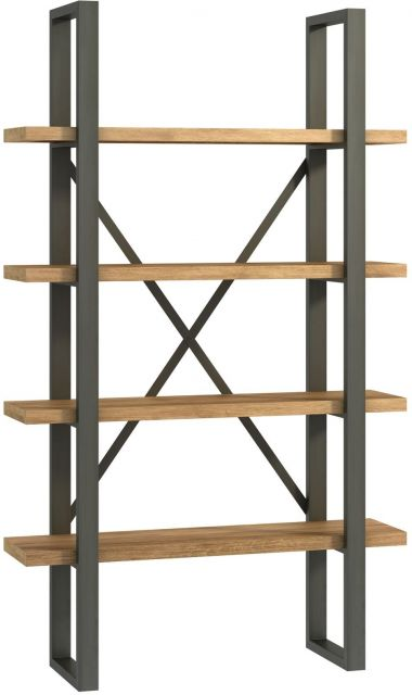 Studio Collection Shelf Unit - Oak