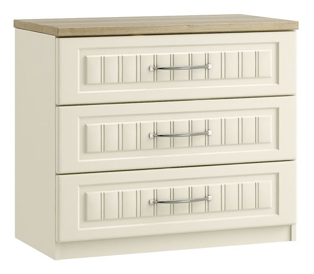 Jakarta Bedroom Collection 3 Drawer Chest