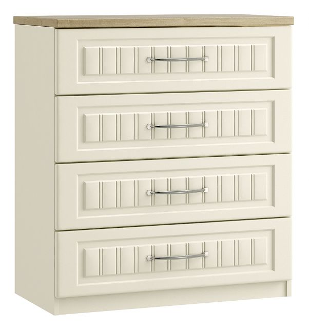 Jakarta Bedroom Collection 4 Drawer Chest