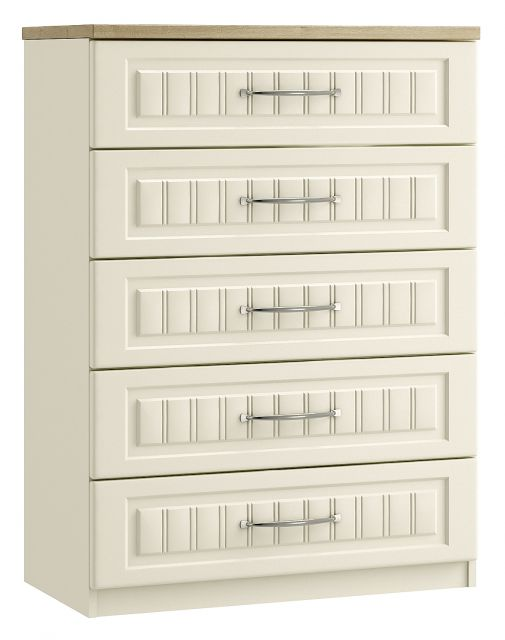 Jakarta Bedroom Collection 5 Drawer Chest