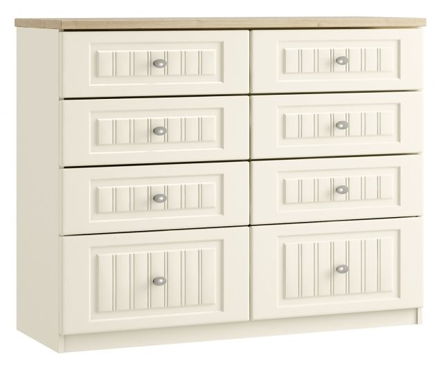 Jakarta Bedroom Collection 8 Drawer Twin Chest With