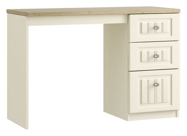 Jakarta Bedroom Collection Single Pedestal Dressing Table