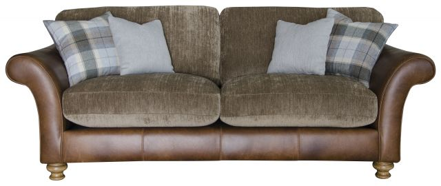 Lawrence 3 Seater Sofa Grade 1 Leather