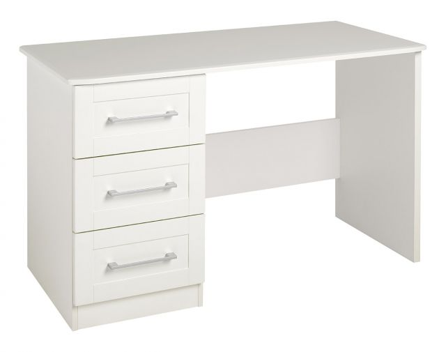 Argent Bedroom Collection 3 Drawer Dressing Table