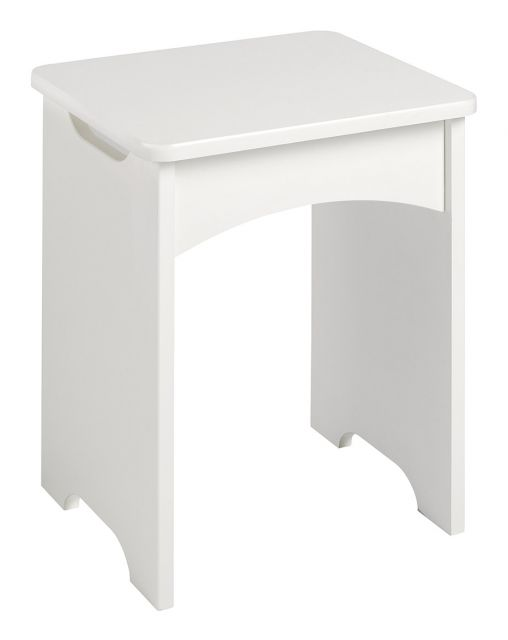 Argent Bedroom Collection Dressing Stool