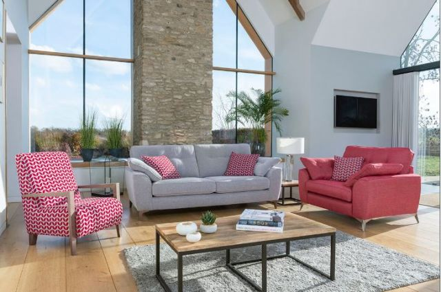 Abbotsford Collection Grand Sofa B