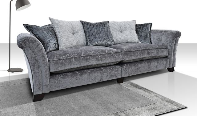 Lemington Collection 4 Seater Split Sofa