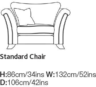 Lemington Collection Standard Chair