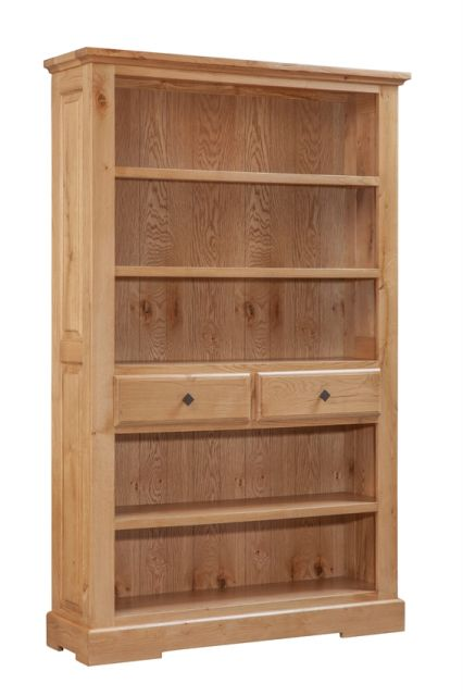 Strasbourg Collection Large Bookcase with Drawers