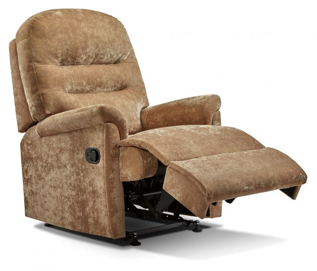 Keswick Collection Small Powered Recliner - FABRIC 1