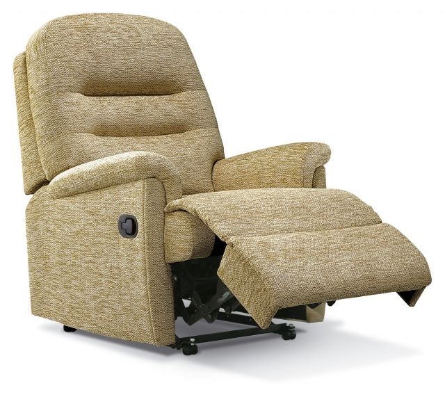 Keswick Collection Standard Powered Recliner - FABRIC 1