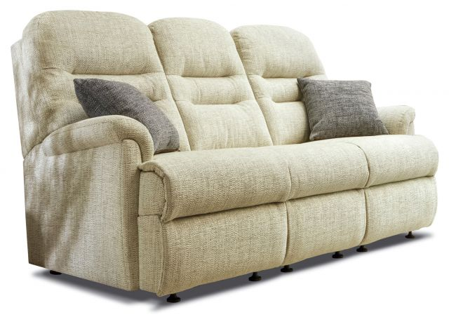 Keswick Collection Small Fixed 3-seater - FABRIC 1