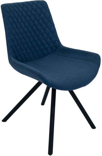 Set Of 2 Piper Dining Chair - Mineral Blue
