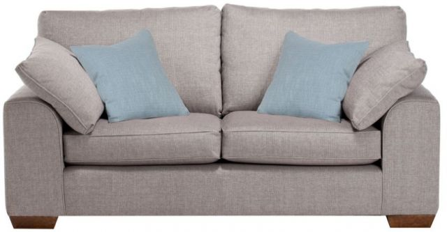 Vancouver Collection Large Settee H2 Fabric FOAM TOPPER SEAT INTERIORS