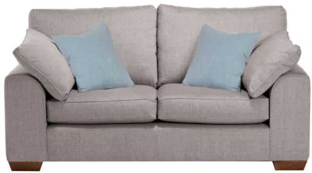 Vancouver Collection Medium Settee H2 Fabric FOAM TOPPER SEAT INTERIORS