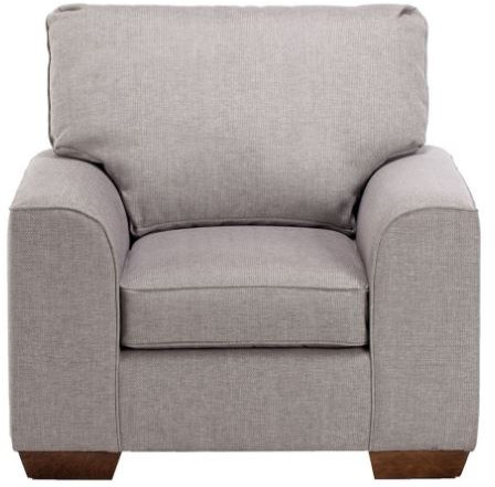 Vancouver Collection Standard Chair H2 Fabric FOAM TOPPER SEAT INTERIORS