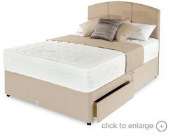 Bronze Deluxe Collection 135cm Mattress