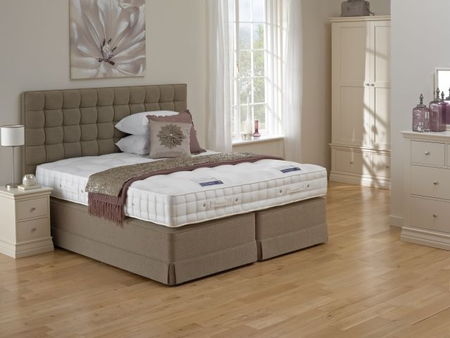 Serene Collection 75cm  Hideaway Divan Standard Fabric