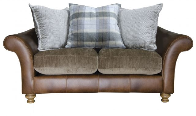 Highlander 2 Seater Sofa Grade 1 Leather