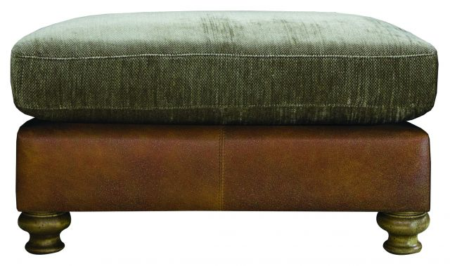 Lawrence Stool Grade 1 Leather