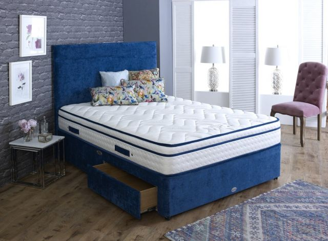Natural Supreme Latex 1000 collection 135cm Mattress